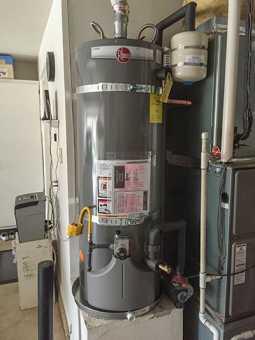 Water Heater Repai