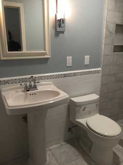 Plumbing Fixture Installation - Bathroom Fixture